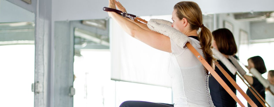 Classes at The Pilates Place