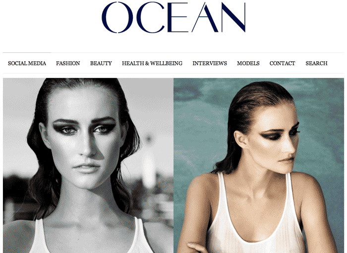 Pilates Place featured by Ocean Models