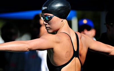 Natalie Coughlin's Olympic training schedule