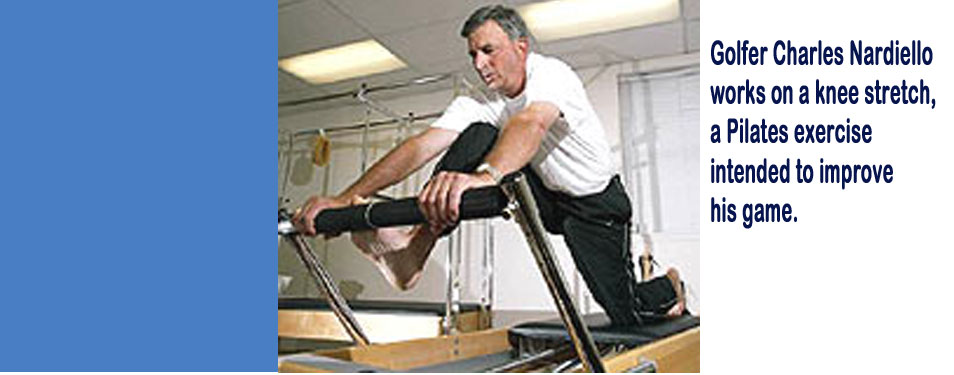 Male athletes get no pain, big gains from Pilates